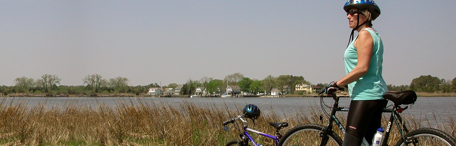 Somerset County, MD - Biking