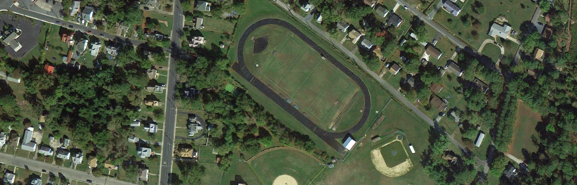Washington & Crisfield High School Track